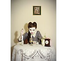 Undead Housewife. Photographic Print