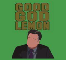 Good God Lemon Kids Tee