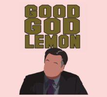 Good God Lemon One Piece - Long Sleeve