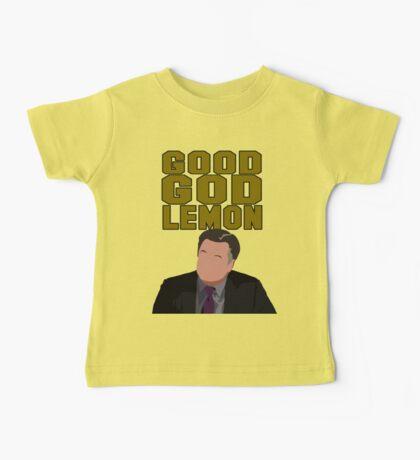 Good God Lemon Baby Tee