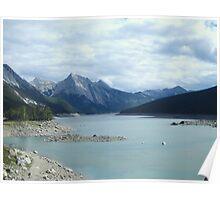Medicine Lake, Alberta Poster