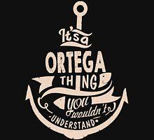 It's a ORTEGA shirt Unisex T-Shirt