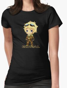 Ezreal Womens Fitted T-Shirt
