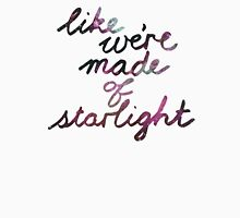Like We're Made of Starlight Womens Fitted T-Shirt