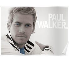 Paul Walker eyes Poster
