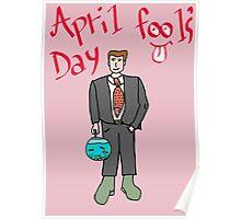 april fools' day Poster