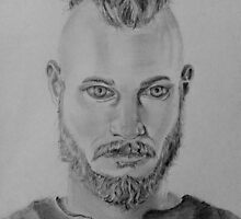 Ragnar Lothbrok by GeorgiMinkov