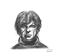 Tyrion Lannister Photographic Print