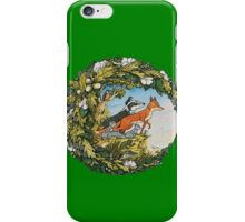 The Animals Of Farthing Wood iPhone Case/Skin