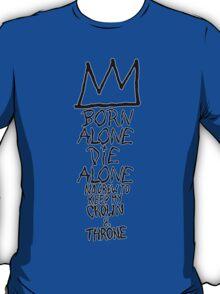 Nas x Basquiat  T-Shirt