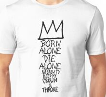 Nas x Basquiat  Unisex T-Shirt