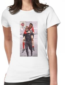 LIVERPOOL FC RANGE Womens Fitted T-Shirt