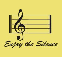 Enjoy The Silence by teezie
