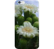 Blooming Saguaro  iPhone Case/Skin