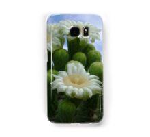 Blooming Saguaro  Samsung Galaxy Case/Skin