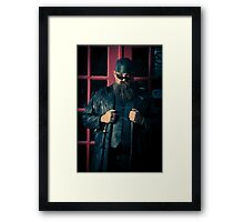 Sir Framed Print
