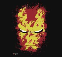 Iron Man Mask by TwoLivesDown