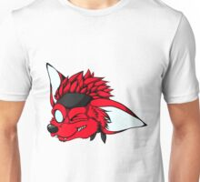 Red Fennec Fox Unisex T-Shirt