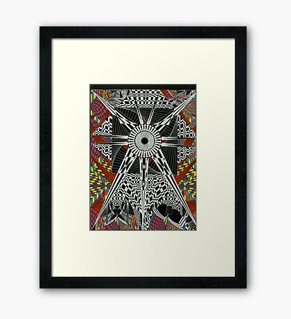 Eye.06.02 Framed Print