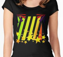 AllStars Women's Fitted Scoop T-Shirt
