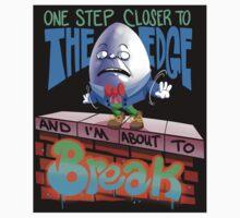 Humpty Dumpty Sticker by JhallComics