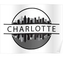 Charlotte North Carolina Poster