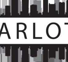 Charlotte North Carolina Sticker