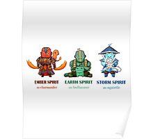 DotA 2 Pokemon Poster