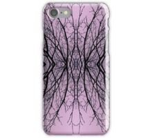 Twisted Tree Mirror iPhone Case/Skin
