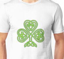 Celtic Shamrock Unisex T-Shirt