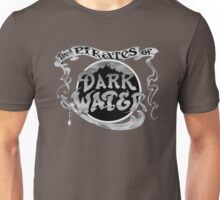 Pirates of Dark Water - greyscale logo Unisex T-Shirt