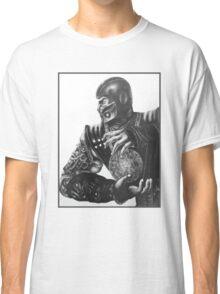 Sub Zero MORTAL KOMBAT MK Classic T-Shirt