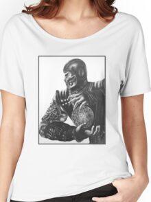 Sub Zero MORTAL KOMBAT MK Women's Relaxed Fit T-Shirt