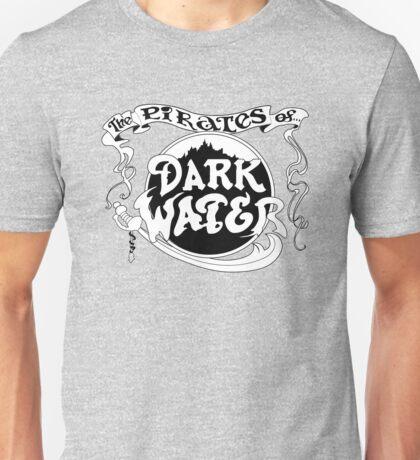 Pirates of Dark Water - b&w logo Unisex T-Shirt