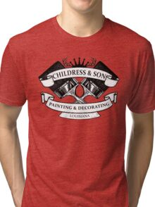 True Detective - 'Childress & Son' Tri-blend T-Shirt