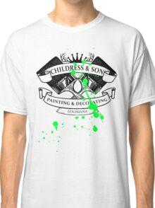 True Detective - 'Childress & Son' - Paint Classic T-Shirt