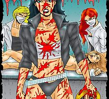 Goregrind Chicks by Luke Kegley