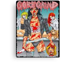Goregrind Chicks Canvas Print