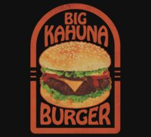 Big Kahuna Burger by amadesigner