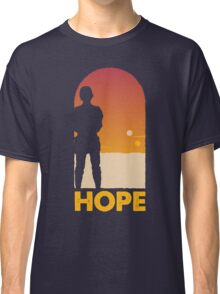 Hope - Tatooine's New Hope! Classic T-Shirt