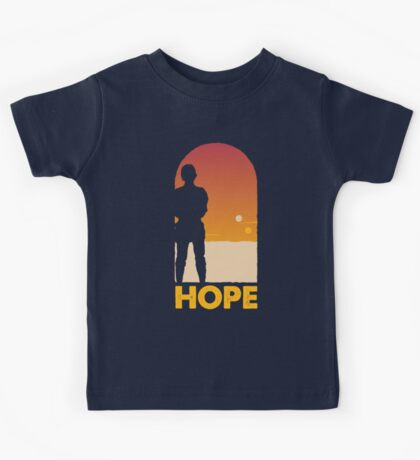Hope - Tatooine's New Hope! Kids Clothes