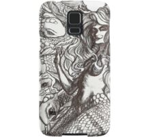 Mermaid and Koi Samsung Galaxy Case/Skin