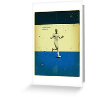 Cristiano Greeting Card