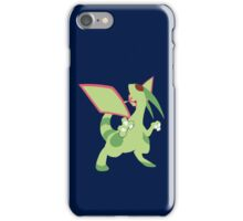 Flygon Minimalist iPhone Case/Skin
