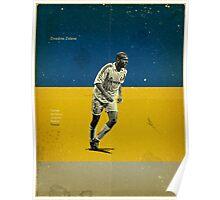 Zidane Poster