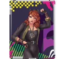 80s Fashion iPad Case/Skin