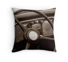 Classic Dash Throw Pillow