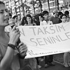 Anti-government Protests in Turkey by Ilker Goksen