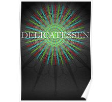 Delicatessen Cortex Poster