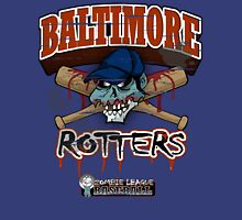 The Baltimore Rotters - Zombie League Baseball Unisex T-Shirt